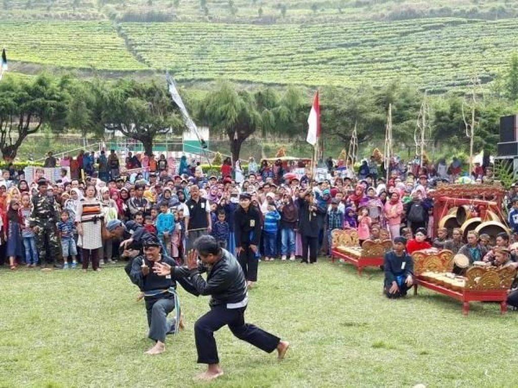 Mengenang Keseruan Festival Budaya di Kaligua