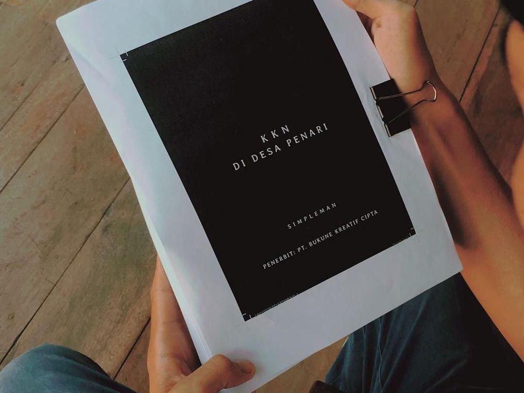 Simple Man Sempat Tak Pede Tulis Novel KKN Desa Penari