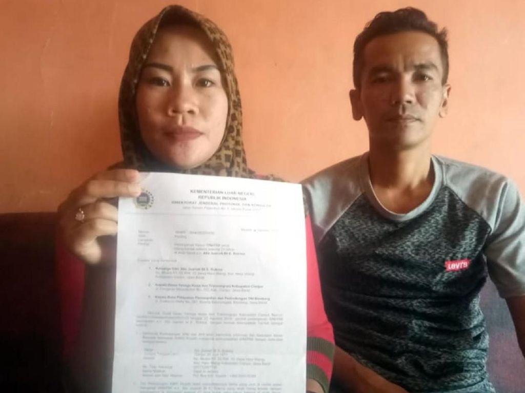 21 Tahun Hilang Kontak, TKI Cianjur akan Dipulangkan Pemerintah