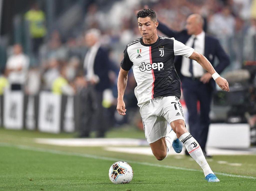 Allegri: Mental yang Membedakan Ronaldo dengan Pemain Lainnya