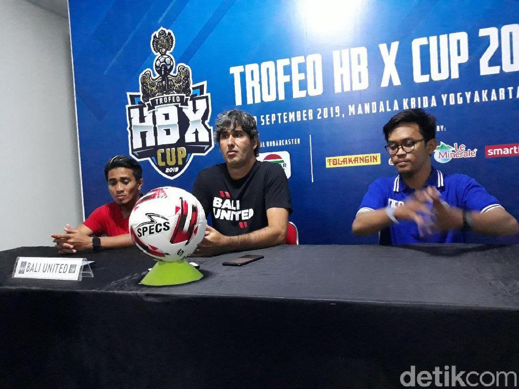 Teco: Bali United Harus Kerja Keras Lagi di Paruh Kedua Musim