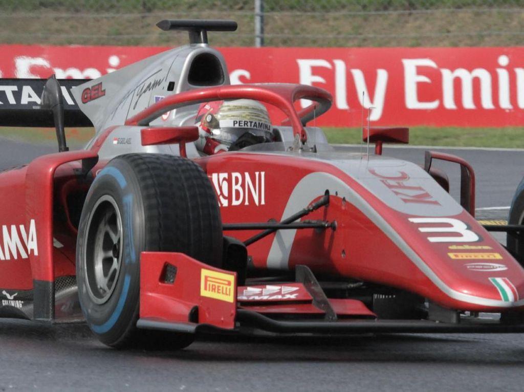 Finis Kesembilan, Sean Amankan Dua Poin di F2 Monza