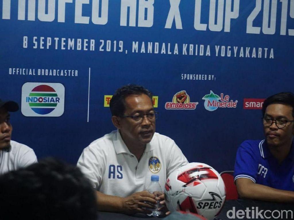 Timnas U-23 Beri Pelajaran Berharga untuk PSIM Yogyakarta