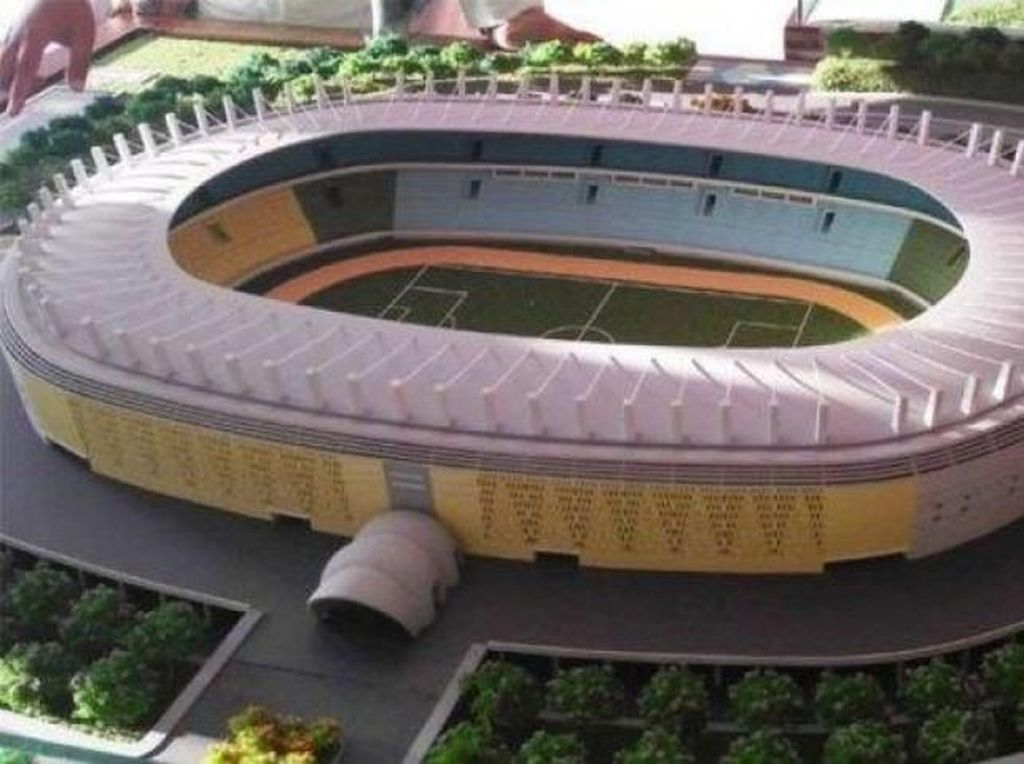 Megahnya Stadion BMW yang Akan Digarap WIKA