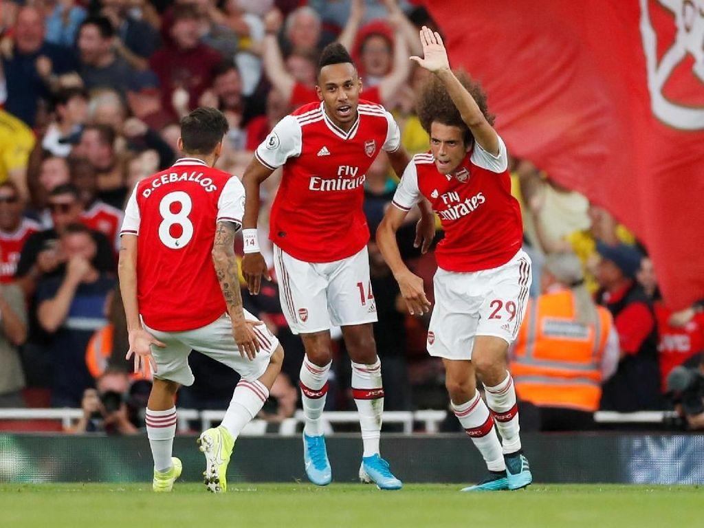 Wenger: Arsenal yang Paling Berpotensi Saingi City dan Liverpool
