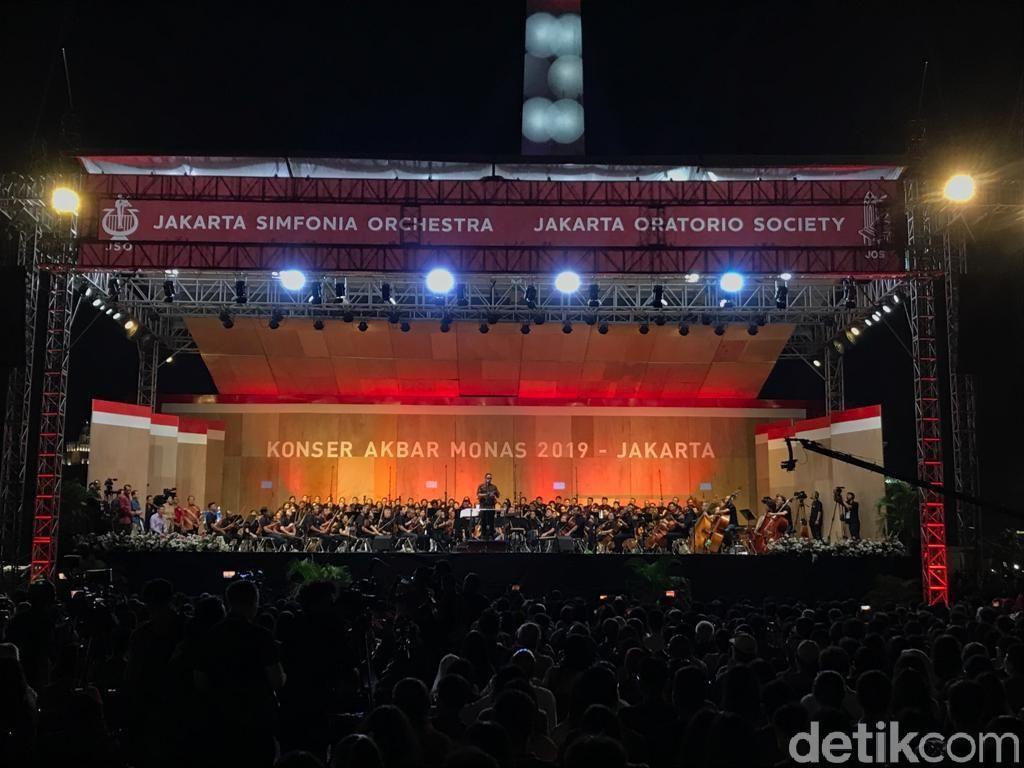 Anies Ingin Jakarta Jadi Rumah Penting Musik Klasik Dunia