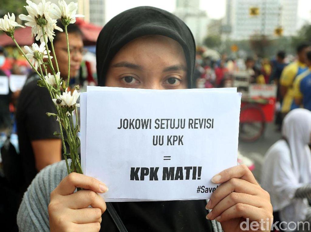 ICW: Jangan Sampai Jokowi Dicatat Membidani Kehancuran KPK