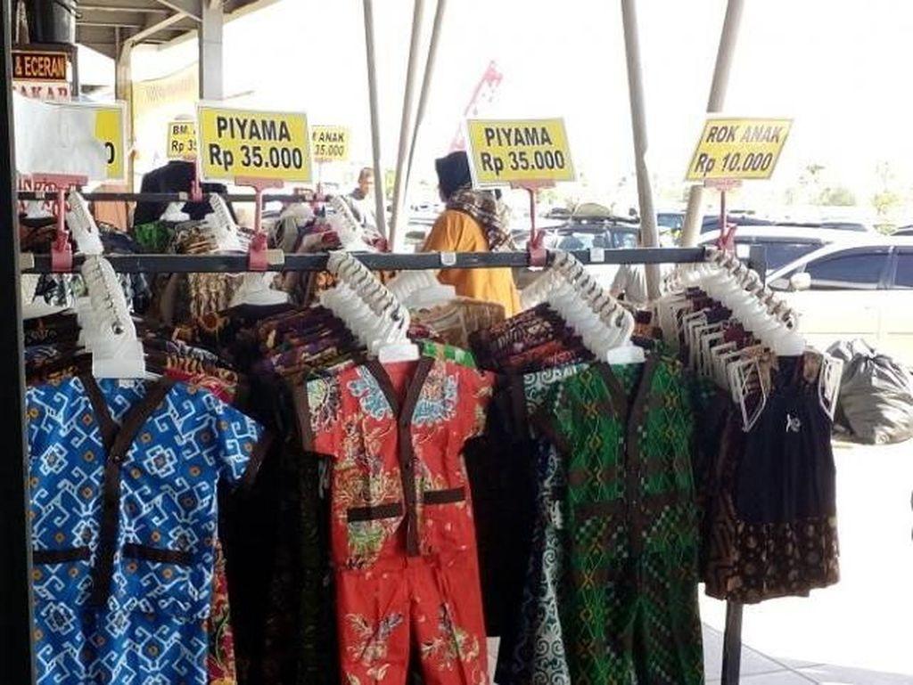 Surga Belanja di Tol Trans Jawa