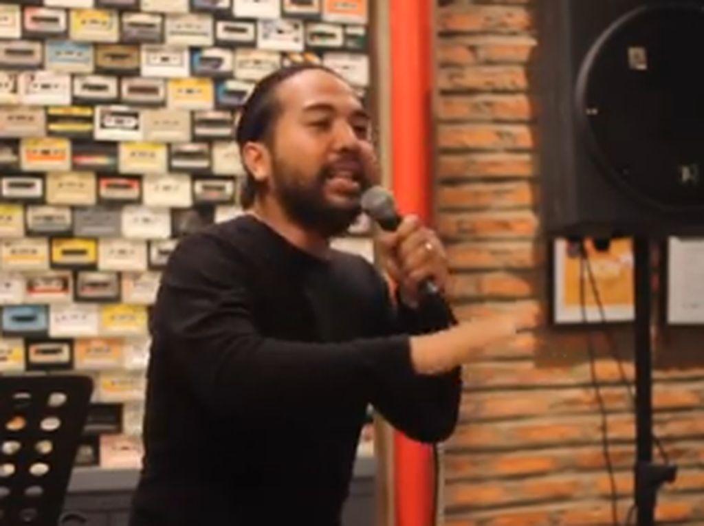 Adriano Qalbi Sindir Jangan Sok Tahu di Tahu Deh yang Pinter