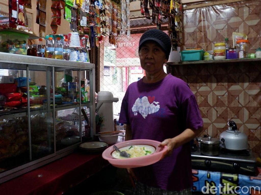Foto: Basecamp Legendaris Ibu Soeto di Gunung Raung
