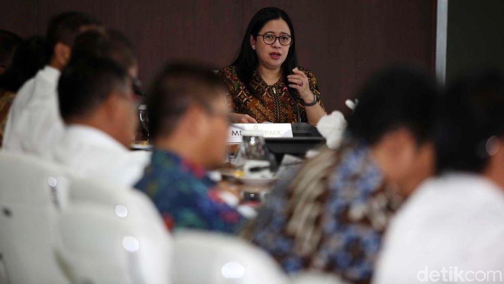 Puan Pimpin Rakor Tingkat Menteri Bahas LPDP
