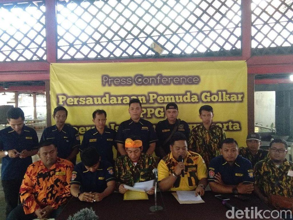 Kursi Golkar di DPRD DIY Berkurang, Jabatan Ketua DPD Digoyang