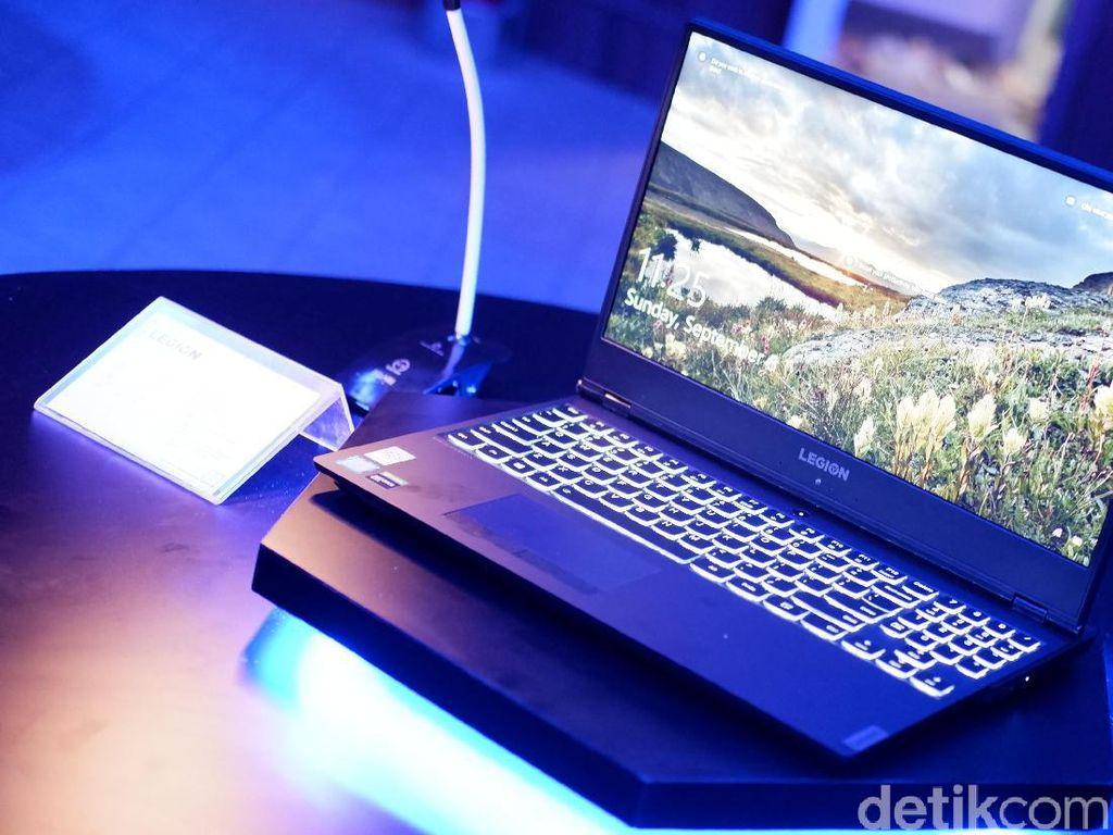 Jajaran Notebook Gaming Baru Lenovo yang Siap Goda Gamer