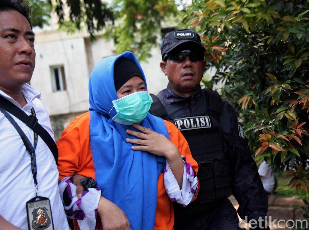 Hakim Nilai Perbuatan Aulia Kesuma Bunuh Pupung-Dana Sangat Sadis