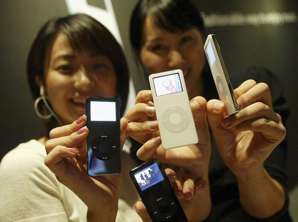 Nostalgia iPod Nano yang Lahir 14 Tahun Silam