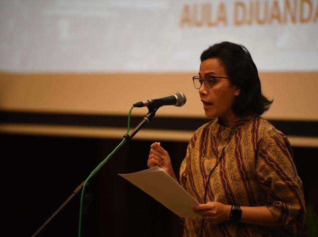 Sri Mulyani Ingatkan Dirjen Pajak Baru: Tugas Sangat Berat!