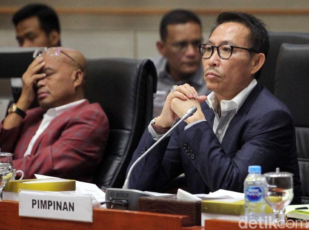Komisi III DPR Buka Peluang RUU KUHP Dibahas Kembali