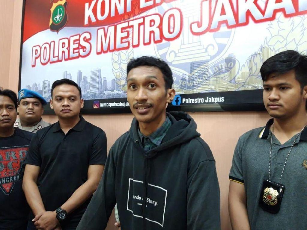Hindari Macet, Alasan Pemotor Serang Pejalan Kaki Naik Trotoar di Jakpus