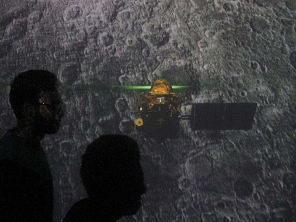India Restui Misi Chandrayaan 3 Terbang ke Bulan
