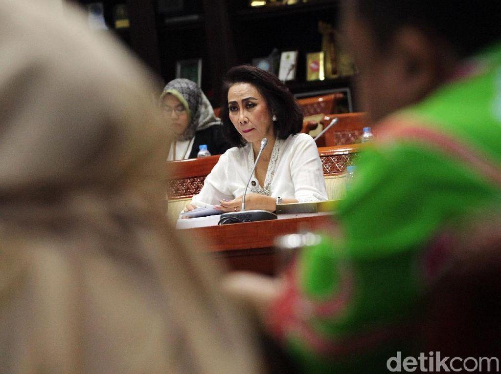 Pansel Jelaskan Hasil Seleksi Capim KPK ke DPR