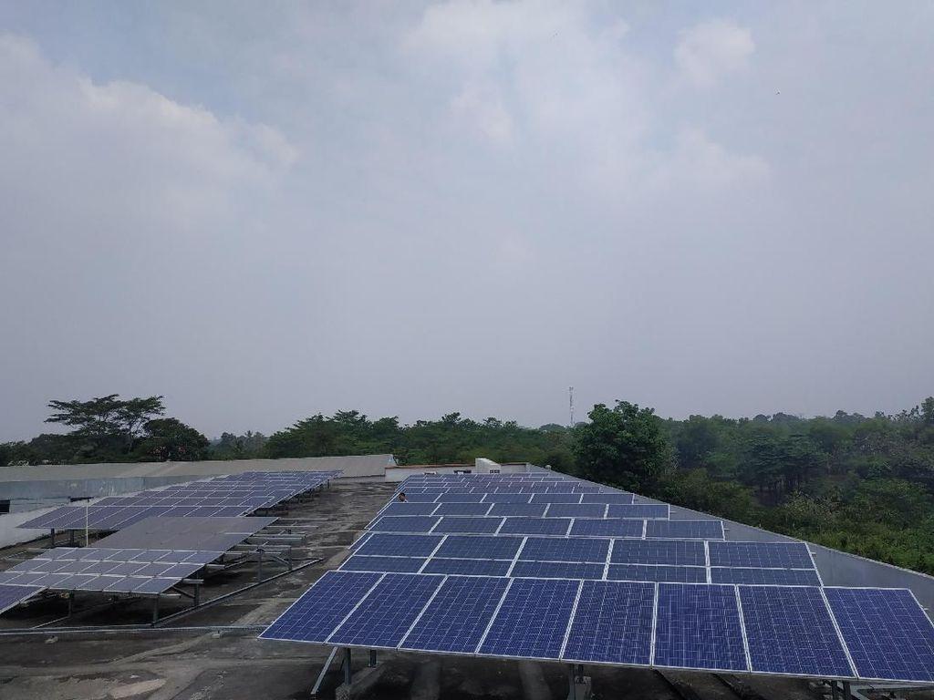 Lebih Bersih Jika Mengecas Kendaraan Listrik dari Energi Matahari