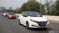 Nissan Leaf Resmi Dirilis di Indonesia, Harga Mulai Rp 649 Juta
