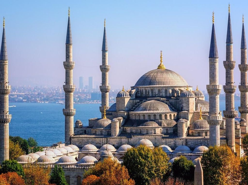 Foto: 6 Masjid Paling Cantik di Dunia