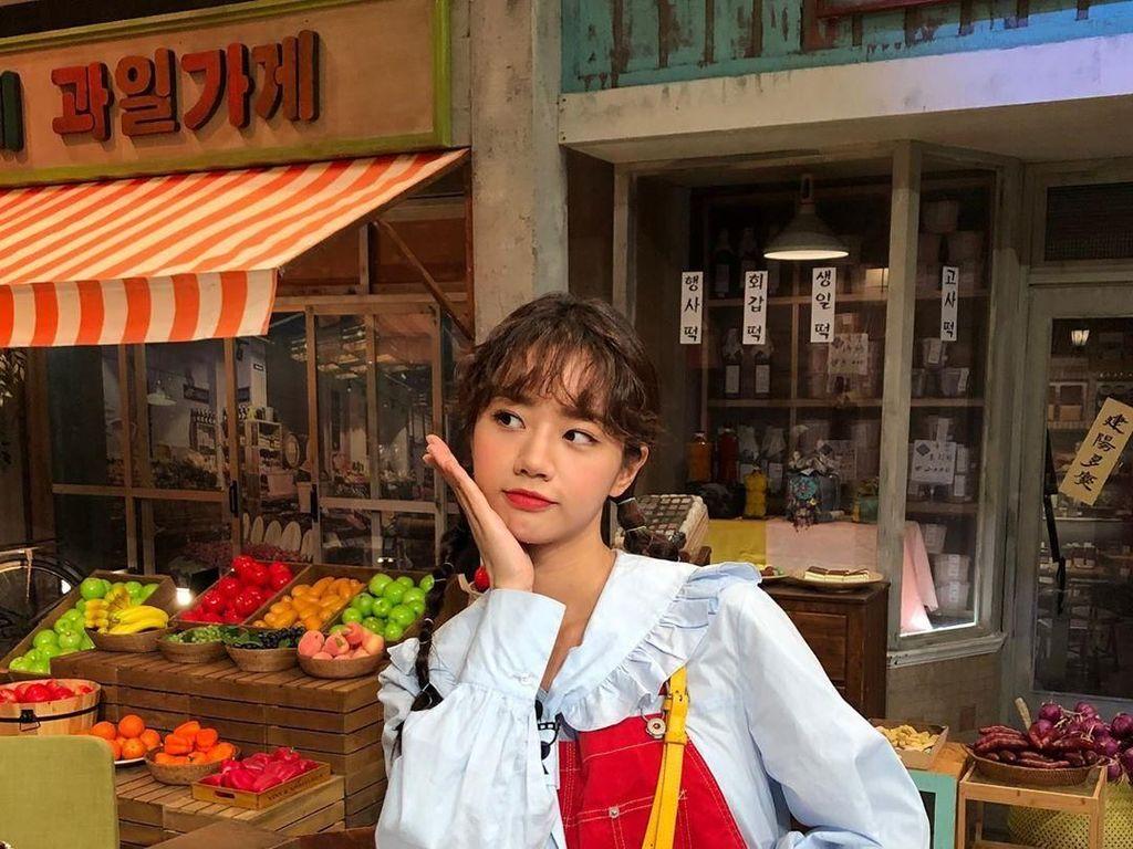 Hyeri Girls Day Donasikan Rambut untuk Amal