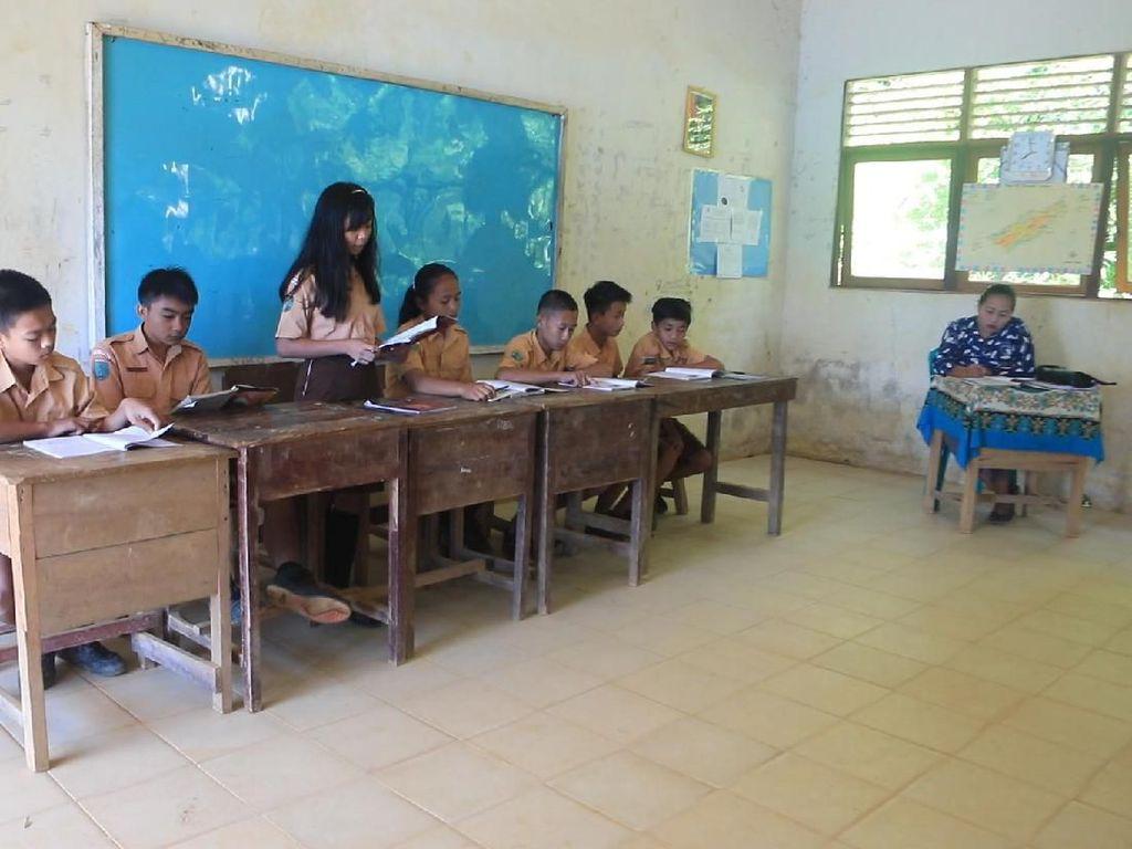 Dana Desa Bangun Asa Pendidikan di Pelosok Kalimantan Barat
