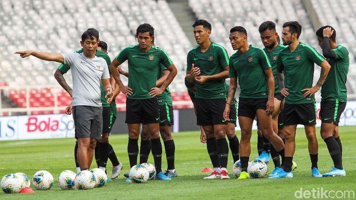 Timnas Indonesia mulai pelatnas Kualifikasi Piala Dunia 2022 pada 2 Oktober (Rifkianto Nugroho)