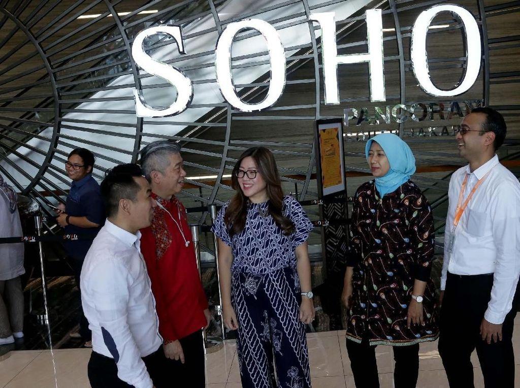 Bidik Startup, SOHO Pancoran Targetkan Penjualan Rp 1T