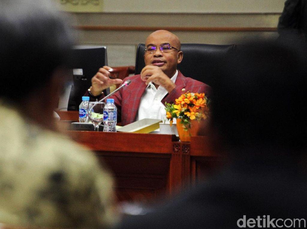 Desmond Ungkap Lobi Makan, Saut Situmorang Anggap Bukan Hal Rawan