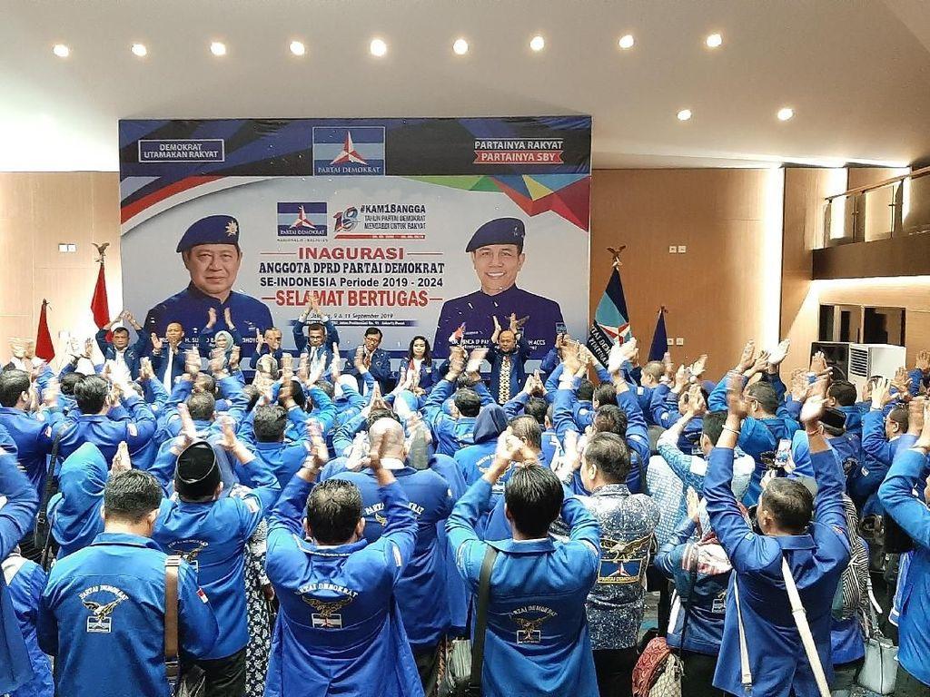 Kukuhkan 902 Kader yang Jadi Anggota DPRD, PD Tekankan Pengabdian ke Rakyat