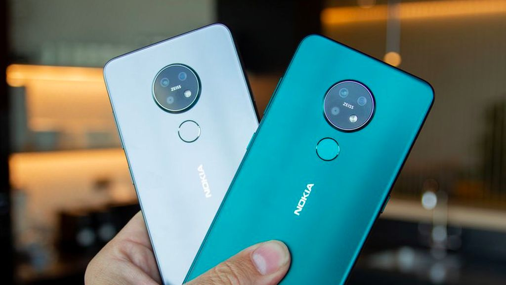 Melihat Nokia 7.2 dengan Kamera Zeiss Uniknya