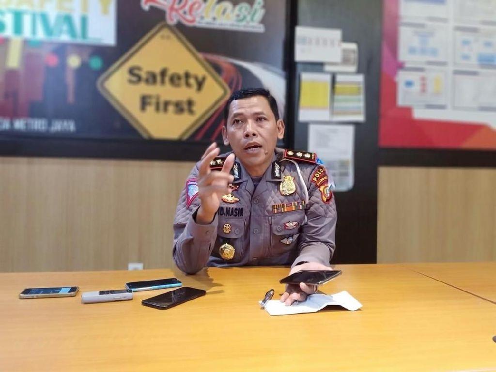 Polda Metro Jaya Klaim Ganjil Genap Efektif Atasi Kemacetan