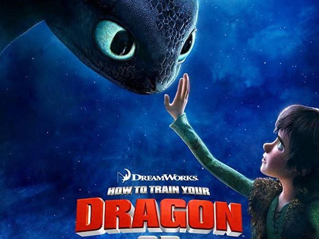 7 Fakta How to Train Your Dragon, Film Animasi yang Lahirkan Toothless