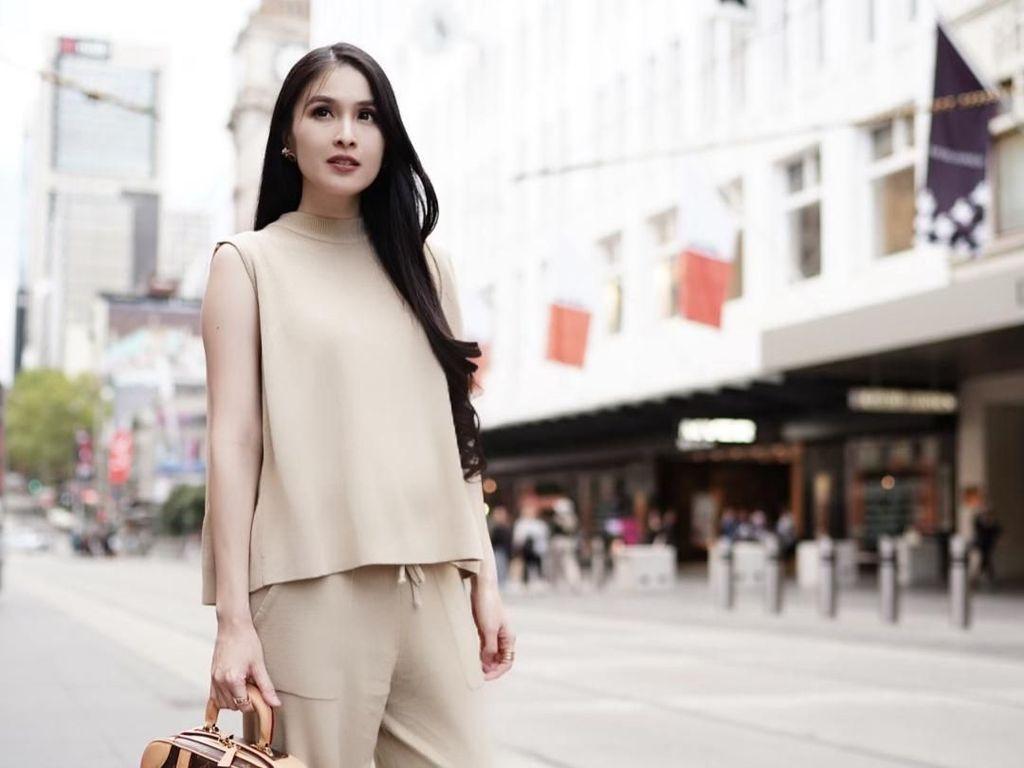 Perfeksionis! Sandra Dewi Nangis Jika Dapat Rangking 2 di Sekolah