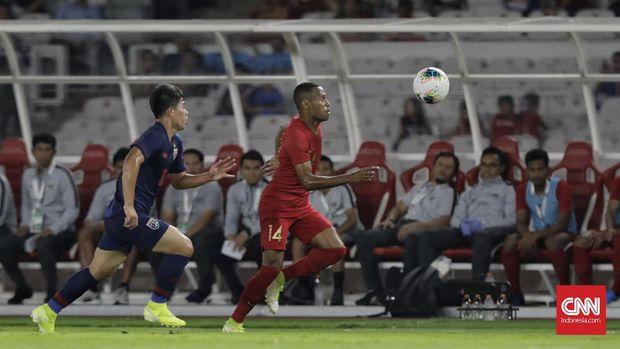 Indonesia dua kali menelan kekalahan di kualifikasi Piala Dunia 2022.