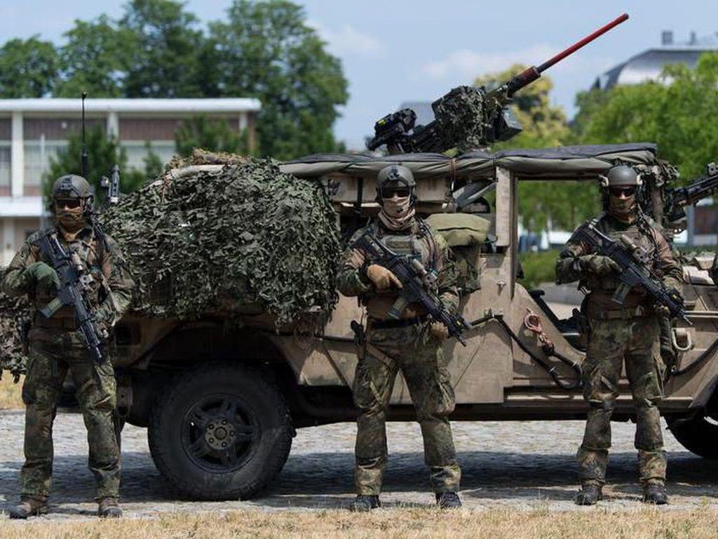Intelijen Militer Jerman Perluas Penyelidikan Pengaruh Ekstrem Kanan