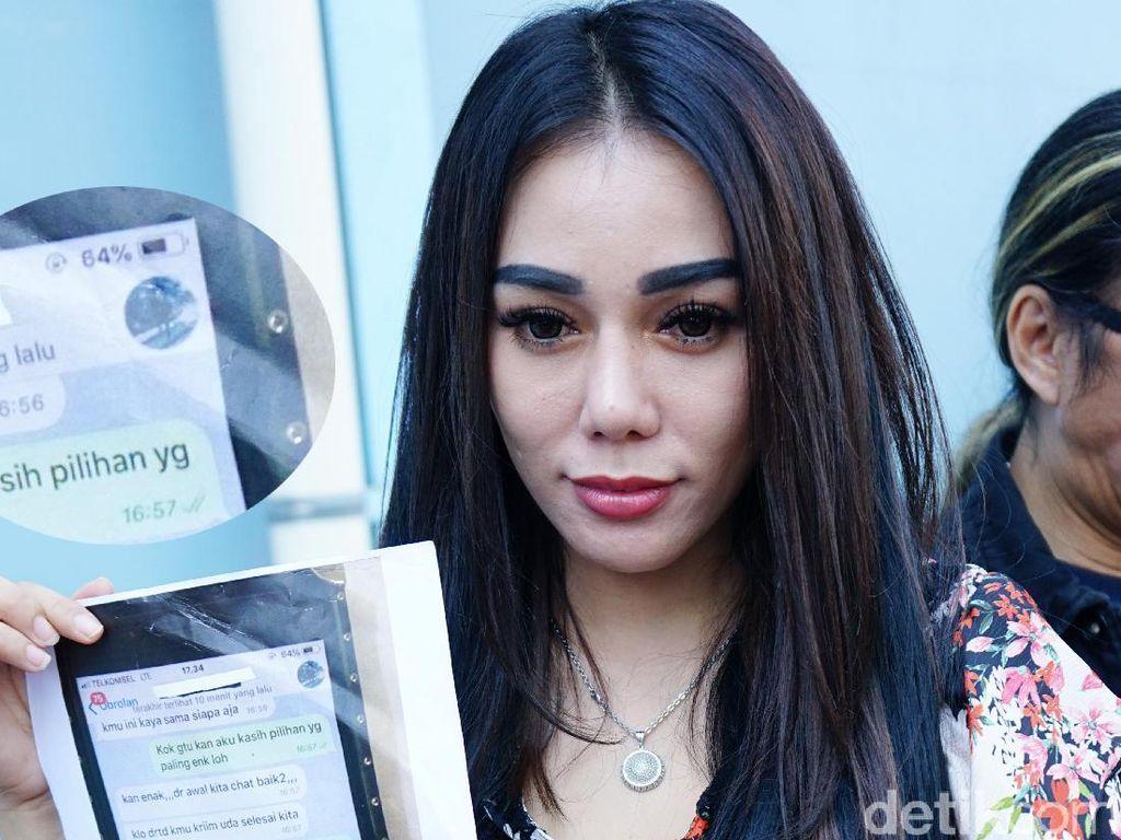 Velentine Bersama di Hotel, Bebby Fey Ngaku Tak Sangka Atta Menipunya