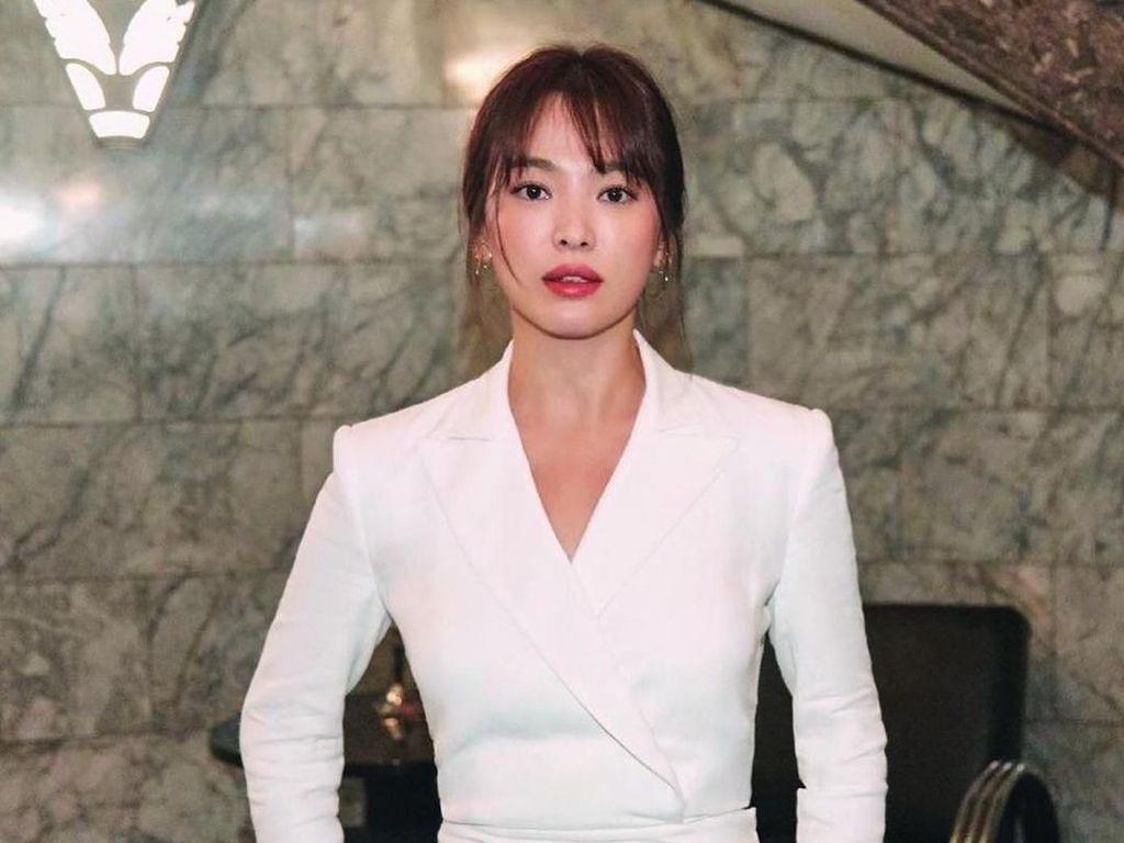 Vakum Akting Setelah Cerai, Song Hye Kyo Belajar Seni di New York