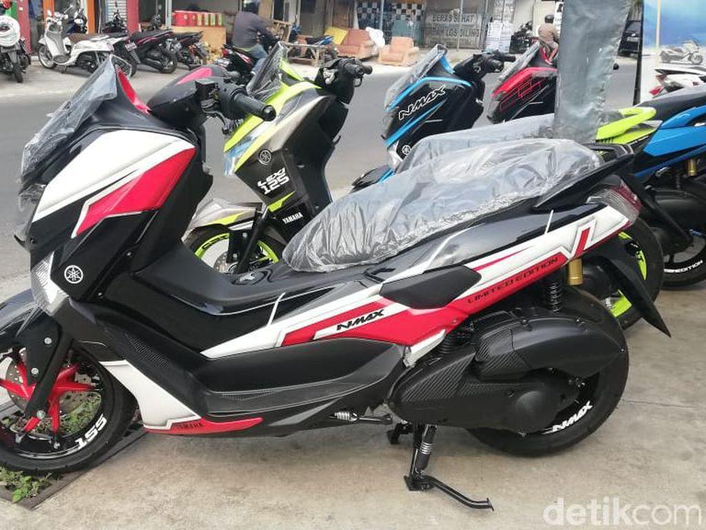 Bisa Lho Kustom Motor Yamaha tapi Resmi, Cuma Tambah Rp 2-5 Juta!