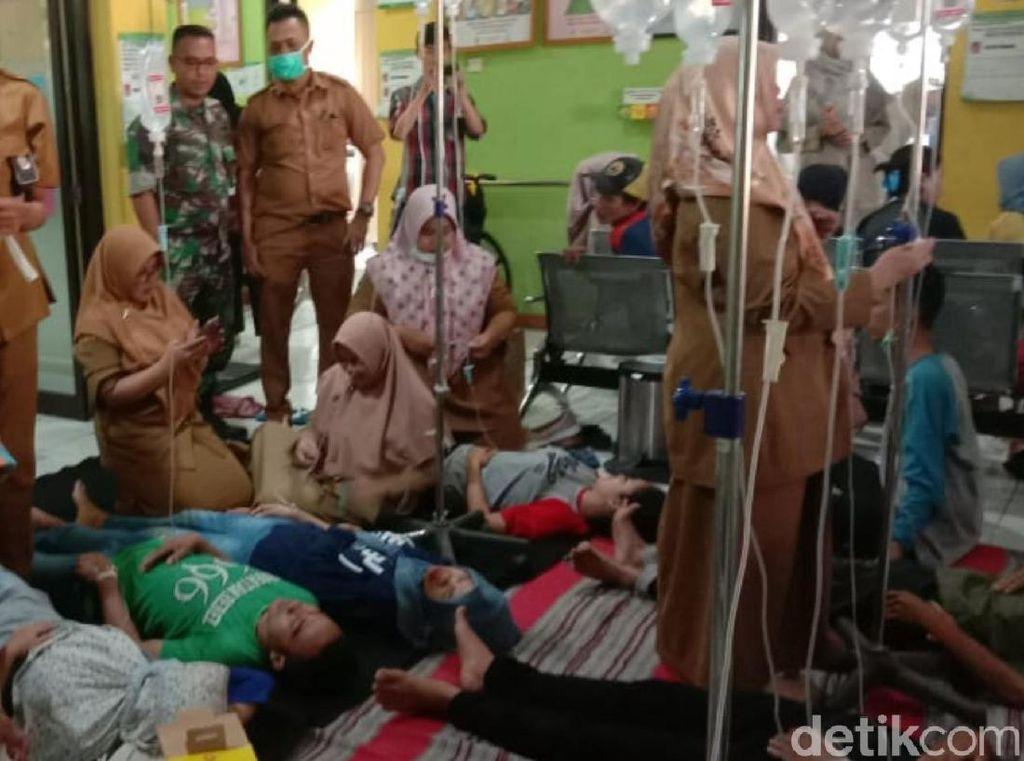 Keracunan Massal di Sukabumi, 2 Orang Tewas