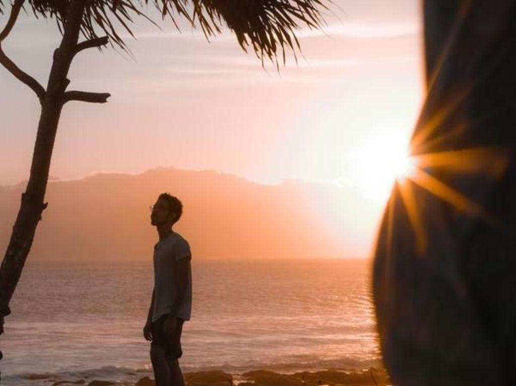 Pantai Aloha, Spot Menikmati Sunset Cantik di Dompu