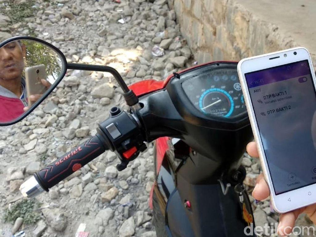 Curhat Warga Desa Digital di Sukabumi, Berburu Sandi untuk Wi-Fi Gratis