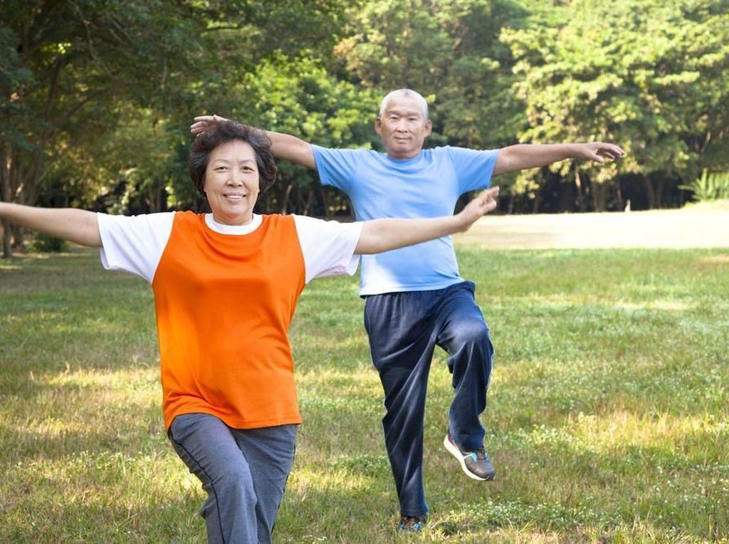 Kondisi Menurun, Apa Olahraga yang Cocok Buat Lanjut Usia ?
