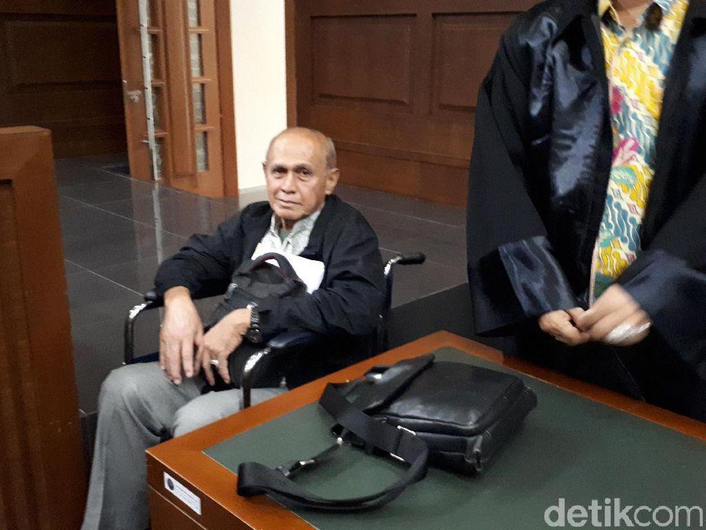 JPU Keberatan Kivlan Zen Didampingi Kuasa Hukum dari Militer