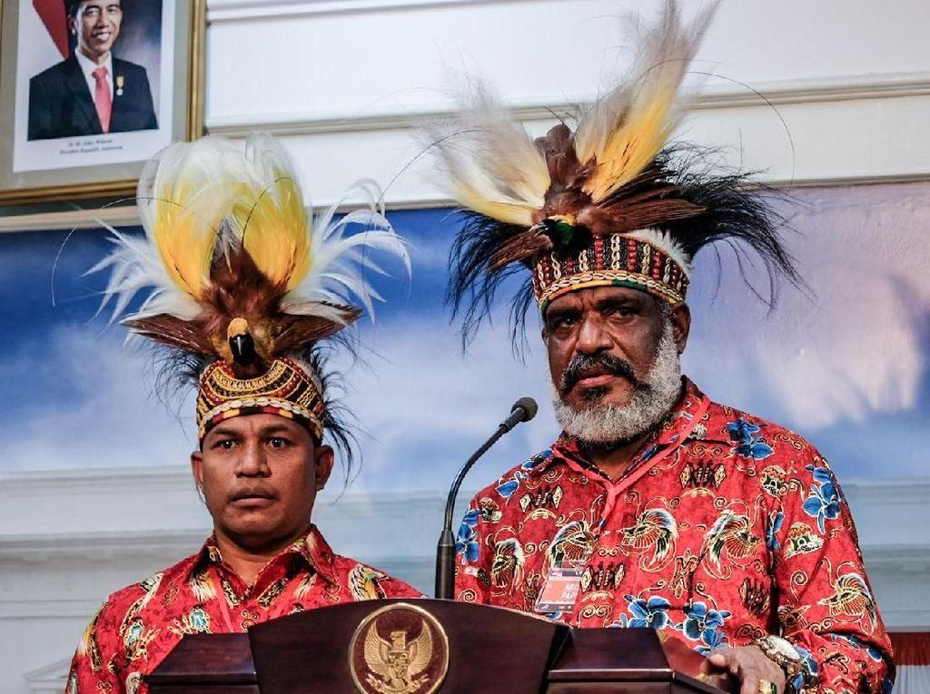 Tokoh Papua: Benny Wenda Tak Berhak Atur NKRI
