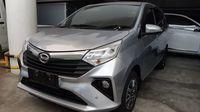 Daihatsu Sigra Facelift 2019.