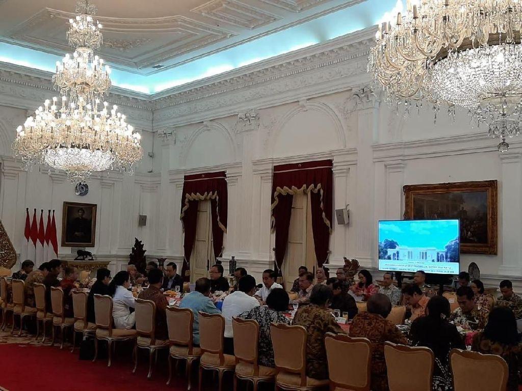 Jokowi Minta Ekspor Mebel Digenjot